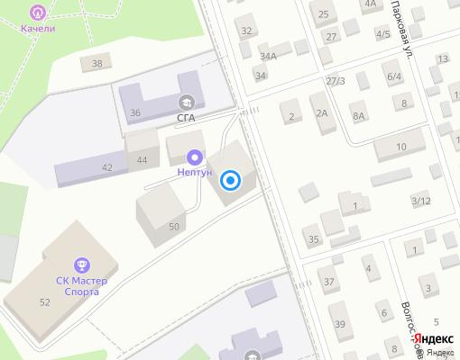 Товарищество собственников жилья «Слобода» на карте Дмитрова