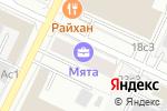 Схема проезда до компании Мосгорломбард в Москве