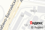Схема проезда до компании Инженерно-маркетинговый центр Концерна Вега в Москве