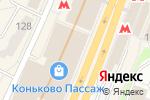 Схема проезда до компании Юлмарт в Москве