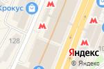 Схема проезда до компании Sale-строй в Москве