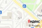 Схема проезда до компании Нефтика-Кард в Москве