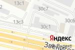 Схема проезда до компании Пуаро и Ко в Москве