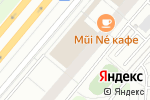 Схема проезда до компании Документ сервис в Москве