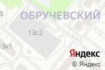 Схема проезда до компании Elegante в Москве