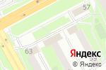 Схема проезда до компании Почта Банк, ПАО в Подольске