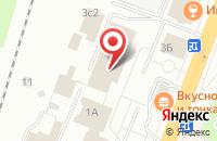 Схема проезда до компании Кира Мсб в Дмитрове