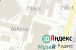 Схема проезда до компании Citroen FAVORIT MOTORS в Москве