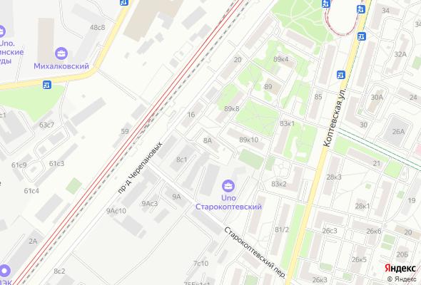 ЖК Коптево Park (Коптево Парк)