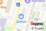 Схема проезда до компании Арт сити-495 в Москве
