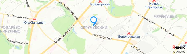 район Обручевский