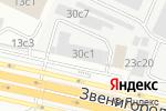 Схема проезда до компании Кабели и кабельное оборудование в Москве