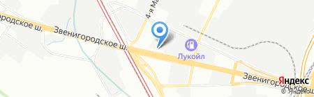 СПЛ-Техник Рус на карте Москвы