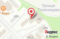 Схема проезда до компании Московский Женский Центр «Будущее Женщины» в Москве