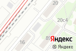 Схема проезда до компании Домофон-Сервис в Москве
