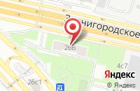 Схема проезда до компании Аксиома в Москве