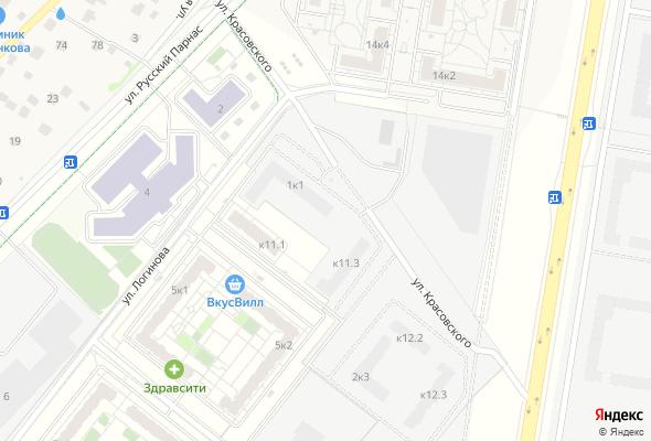 жилой комплекс Остафьево