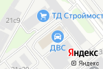 Схема проезда до компании Чера в Москве