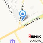 Ломбард Плюс на карте Подольска