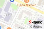 Схема проезда до компании ЗНС в Москве