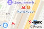 Схема проезда до компании ЭКСКЛЮЗИВ СТРАХОВАНИЕ в Москве
