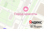 Схема проезда до компании Renova в Москве