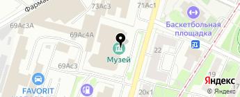 FAVORIT MOTORS на карте Москвы