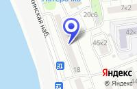Схема проезда до компании СЕРВИСНЫЙ ЦЕНТР CPS-TECHNICAL CENTER в Москве