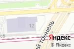 Схема проезда до компании АРК в Москве