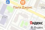 Схема проезда до компании Центр развития социальных технологий в Москве