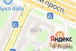 Схема проезда до компании МСК в Москве