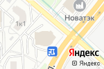 Схема проезда до компании Альфа-клуб в Москве