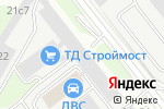 Схема проезда до компании ПК ВАРЯГ в Москве