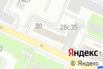 Схема проезда до компании АРТВИК Р в Москве