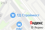 Схема проезда до компании Аркона в Москве