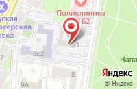 Схема проезда до компании Бюро Финансовой Оптимизации в Москве