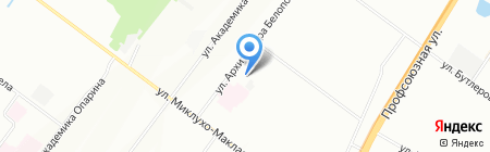 Рукодельница на карте Москвы