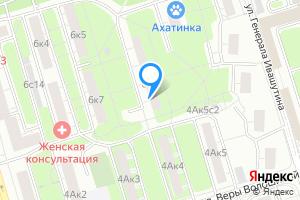 Двухкомнатная квартира в Москве м. Полежаевская, улица Куусинена, 6к8, подъезд 4
