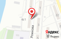 Схема проезда до компании Николь, Лтд в Климовске