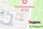 Схема проезда до компании 672 Inspiration Interiors в Москве
