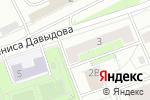 Схема проезда до компании Тихий омут в Москве