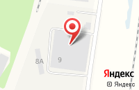 Схема проезда до компании Landoor в Львовском