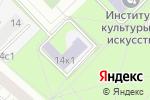 Схема проезда до компании Средняя общеобразовательная школа №7 с углубленным изучением математики и информатики в Москве