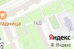 Схема проезда до компании Солнечные мелодии в Москве