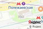 Схема проезда до компании ДИАЛОГ-КОНСАЛТИНГ в Москве