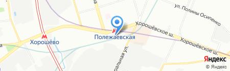 ДИАЛОГ-КОНСАЛТИНГ на карте Москвы