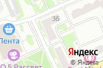 Схема проезда до компании СМ-клиника в Москве