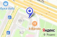 Схема проезда до компании НОТАРИУС СИДОРУК Н.Н. в Москве