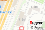 Схема проезда до компании Veterinar24 в Москве