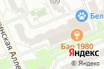 Схема проезда до компании VIP имидж в Москве